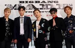 獨/BIGBANG爆面臨解散 命運掌握在GD手上