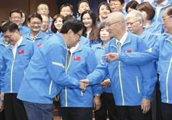 國民黨中央助選團今成軍 未納入前立法院長王金平