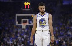 NBA》2場狂輸47分 勇士奪冠賠率狂跌