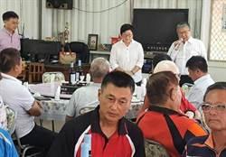 前立委林炳坤宣布退選 詐騙集團及感恩餐會試水溫