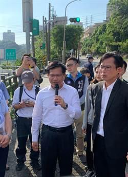 「汐止交流道增設南下入口匝道案」送交行政院