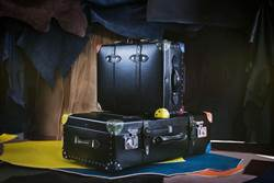Paul Smith聯手Globe-Trotter 限量聯名行李箱全台僅2個