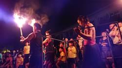 《火焰世家》草屯加演場  2000人藝起逗鬧熱