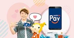 周慶刷HAPPY GO Pay 最高享19%回饋