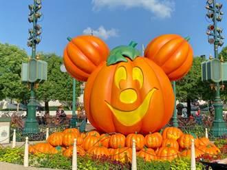 萬聖節狂歡! 眾反派齊聚一堂 大鬧香港迪士尼!