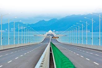 開通周年 港珠澳大橋車暢人旺