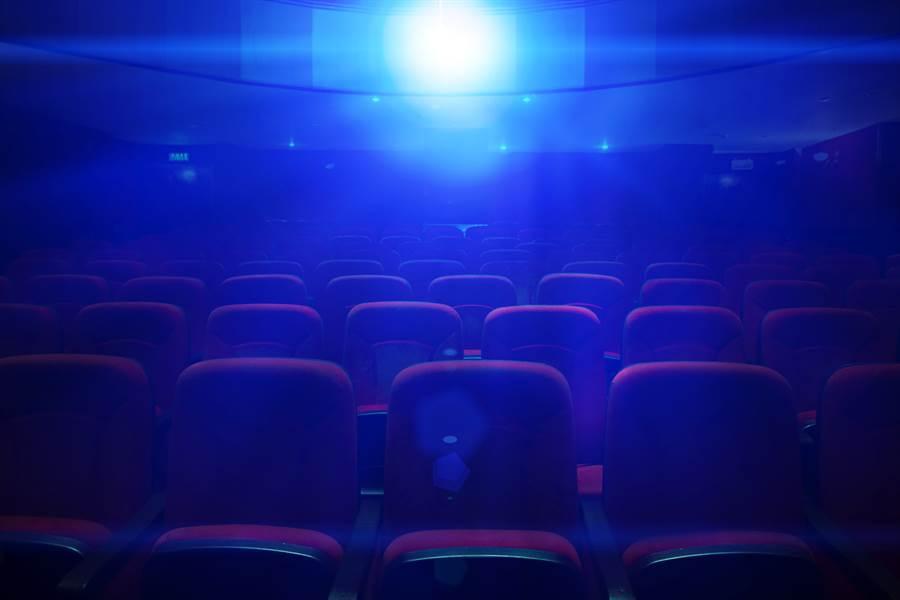 武漢肺炎爆發,大陸賀歲片全面延後上映,全國電影院也陸續開始關閉。(圖/shutterstock授權提供)
