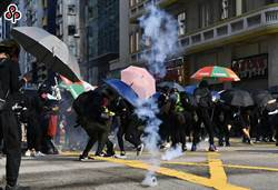 美國之音:香港外國移民對參加抗議持保留態度