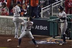 MLB》國民打線無力 太空人G3奪首勝