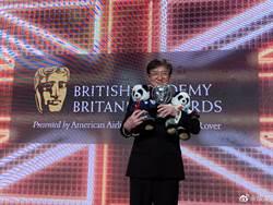 成龍獲英國影藝學院頒大不列顛獎