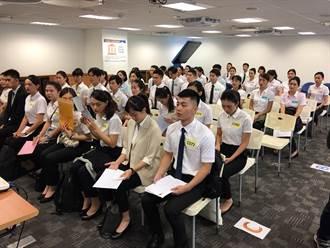 台灣虎航70K招空服員 錄取率不到1%