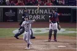 MLB》太空人G4滿貫轟 扳平世界大賽