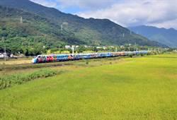 原住民彩繪列車將卸妝 鐵道迷搶拍移動風景的最後身影