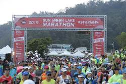 世界馬拉松分齡賽台灣站 日月潭拔得頭籌