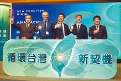 3大轉型路徑 拚台灣新未來