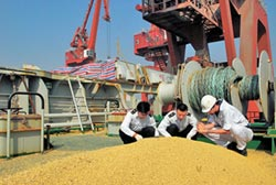 中美首階段協議 文本基本確認