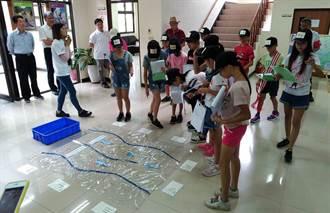 新竹縣第2處可作為環境教育場所的汙水處理廠通過認證了