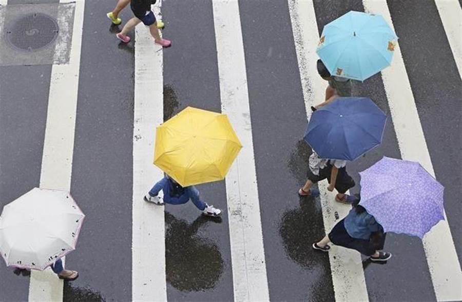 未來一周變天多冷?氣象局曝2區有感轉濕涼。(本報資料照)