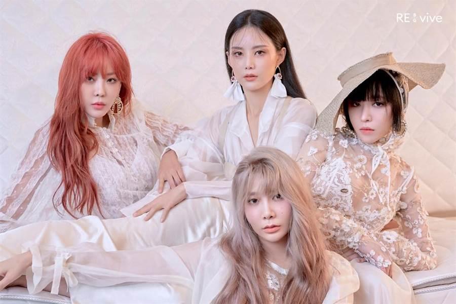 韓國線上最長壽女團Brown Eyed Girls主唱JeA(下)自曝曾罹患憂鬱症,多虧主持人好友當時一直在她旁邊講話才走過來。(圖/翻攝自官網)