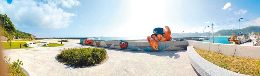 萬里輕旅行蟹逅美食泡湯趣。圖片提供新北市萬里區公所