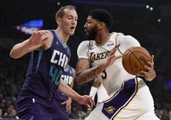NBA》一眉哥否認要離開洛城 盼助湖人奪冠