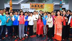 禮義廉恥不能忘! 盧秀燕宣誓推台中市校園品格教育扎根