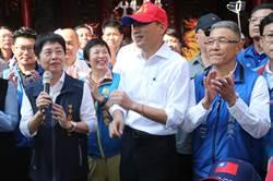 韓國瑜喜好度出爐 黃暐瀚預測選戰結局
