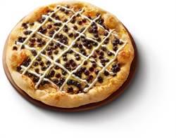 珍珠熱燒回台灣  必勝客、達美樂同推黑糖珍奶披薩