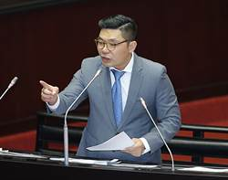 藍營立委許毓仁:蔡英文民調到頂 但韓國瑜...