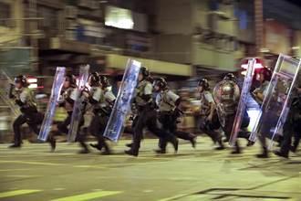 港記者杯葛警方記者會 高喊捍衛新聞自由