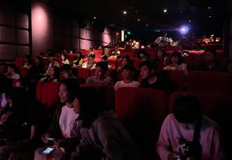 Campus電影包場感謝同學及粉絲一路相伴  百人響應座無虛席