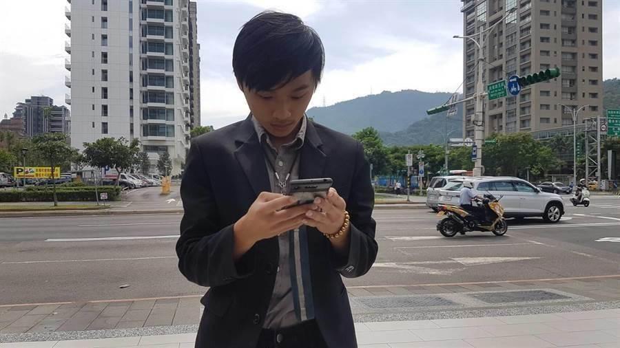 林致宇(本報資料照片)