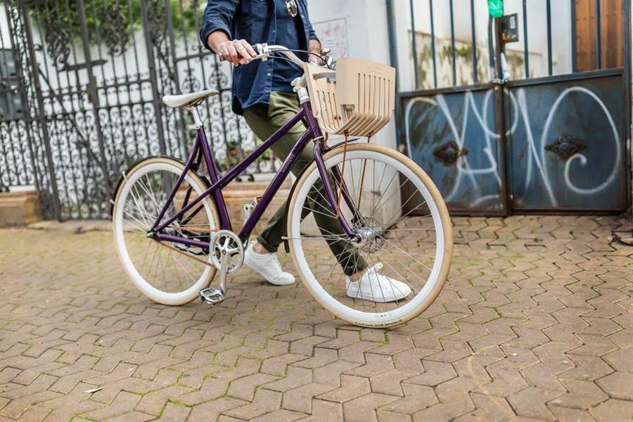 Nespresso x Vélosophy聯名回收永續限量款自行車 (圖/Nespresso提供)