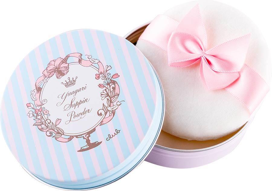 日本超人氣「CLUB素顏美肌蜜粉餅」,原價570元,特惠價288元