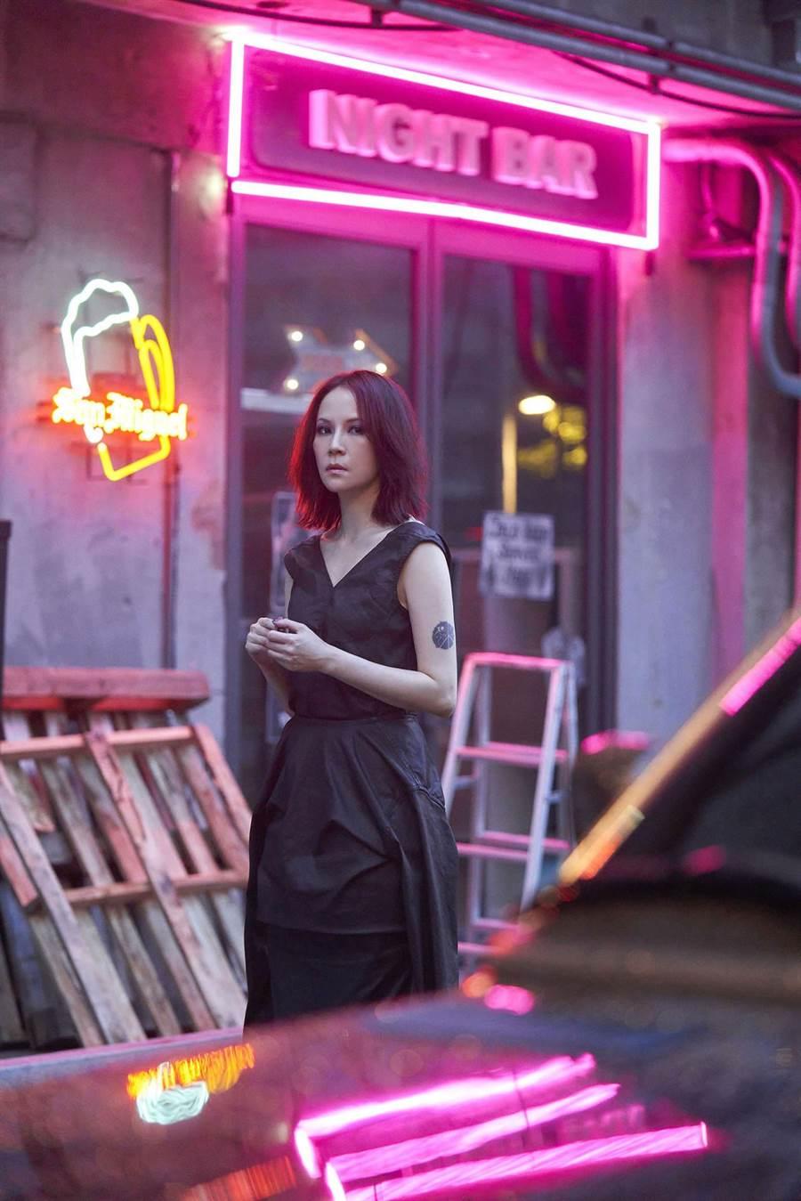 楊乃文睽違三年即將推出新專輯。(亞神音樂提供)