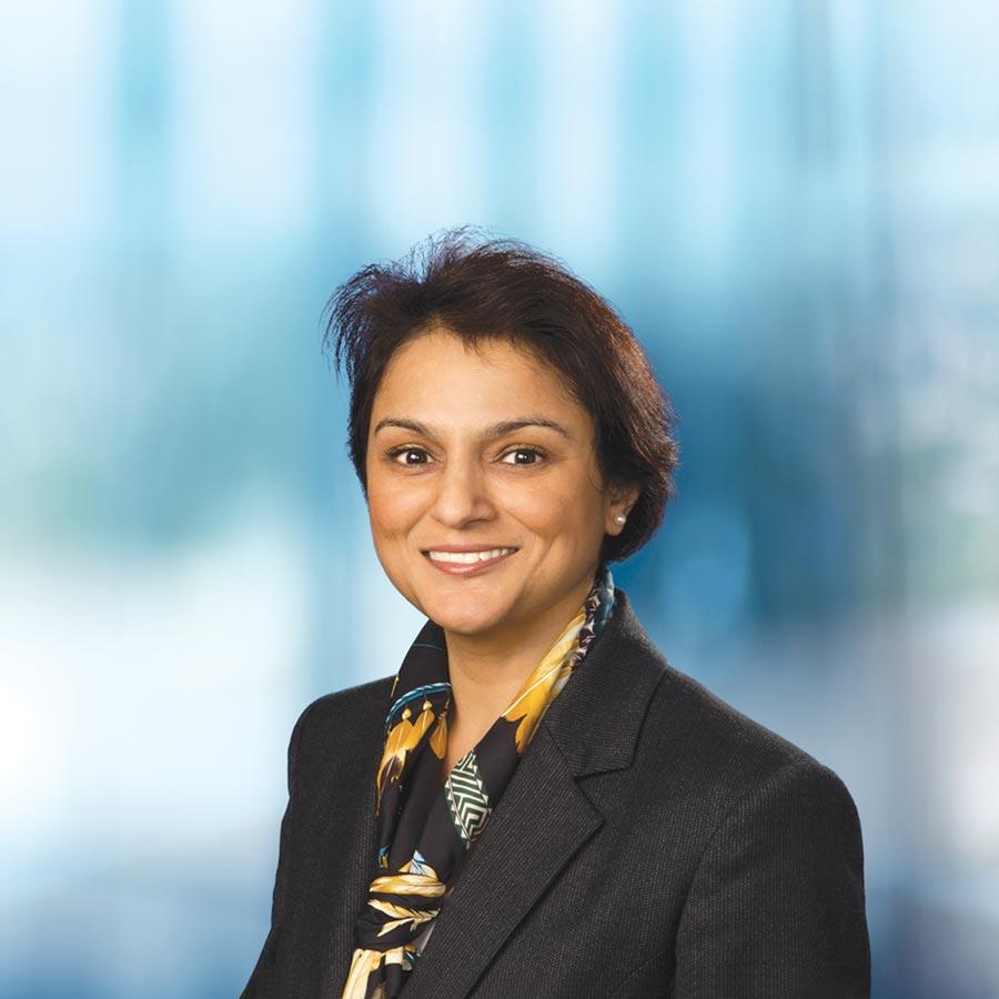 富蘭克林坦伯頓精選收益基金經理人桑娜.德賽。