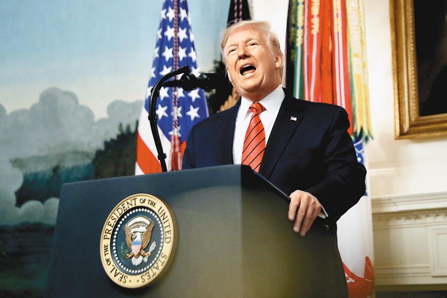 美國總統川普27日在白宮高調宣布擊斃IS首領巴格達迪,不過俄羅斯車臣共和國領導人卻大潑冷水。(美聯社)