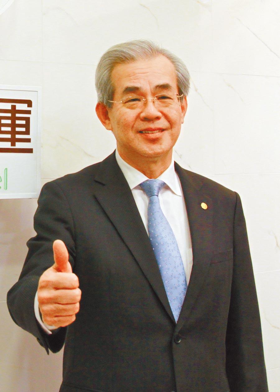 長汎旅行社董事長陳憲弘。
