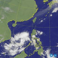 氣象局:麥德姆颱風最快今生成 路徑曝光