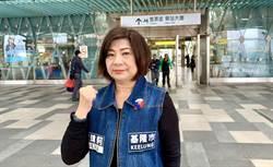 「基隆的母親」宋瑋莉:不分黨派只為基隆!