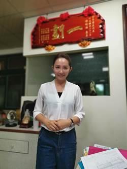 竹南最美鎮代陳怡樺不忍父親身體放棄參選立委