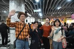 韓籍航空頭一遭 花蓮—仁川定期包機啟航