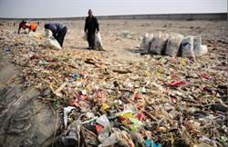 2018年中國大陸海洋垃圾激增27%