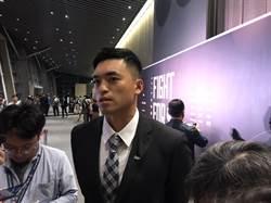 朱育賢奪中職MVP   12強賽只能代打?