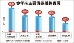 金融次順位債漲逾15% 穩健收益布局首選