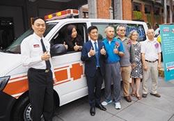 民間送暖 3救護車加入守護行列