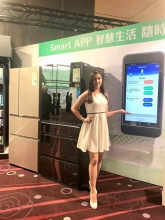 台灣松下 今發表智慧冰箱及滾筒洗衣機搶市
