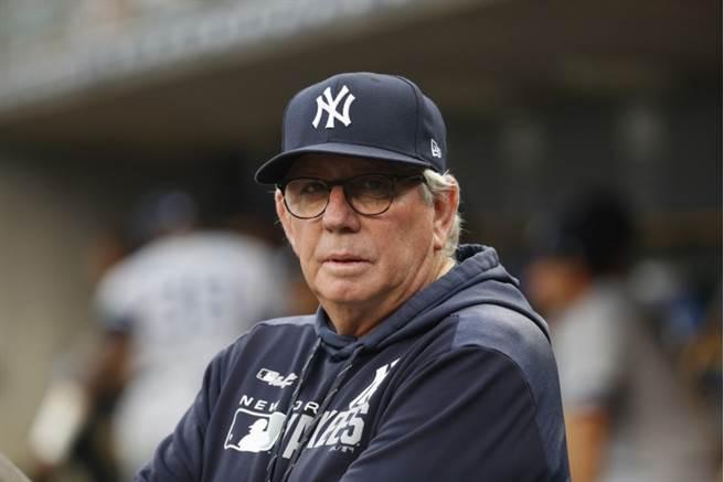 洋基投手教練羅斯柴德被解雇。(美聯社資料照)