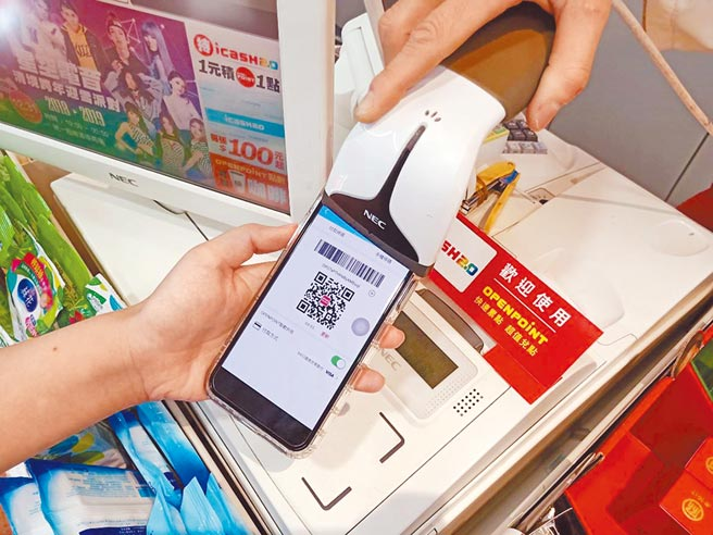OPEN錢包除了支付一般消費、代收帳單外,也可以OPENPOINT折抵一般消費金額。(7-11提供)