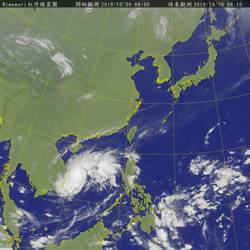 氣象局發布大雨特報 3地區嚴防降雨